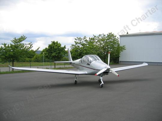 Kappa 77 SU, Express Luftfracht Kappa 77 SU, Flugzeug Kappa